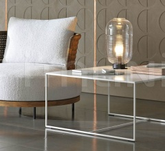 Итальянские столики - Столик Duchamp Outdoor фабрика Minotti