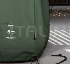 Итальянские уличные столики - Столик Aeron Outdoor фабрика Minotti
