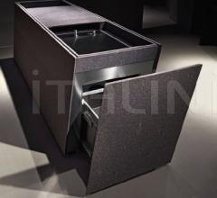 Кухня Incline фабрика Minotti Cucine