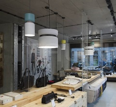 Подвесной светильник ASPEN S17 фабрика B Lux