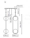 Подвесной светильник C_Ball S B Lux
