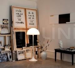Напольный светильник Panthella фабрика Louis Poulsen