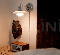 Настенный светильник PH 2/1 фабрика Louis Poulsen