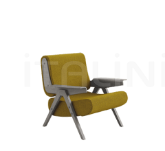 Кресло Lina фабрика Tacchini