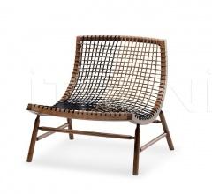 Кресло Sitar фабрика Saba Italia