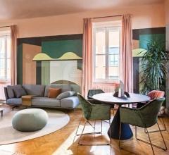 Модульный диван Avant-Apres фабрика Saba Italia