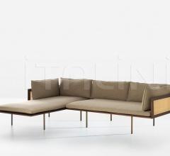 Модульный диван Loom 880/DCL - 880/DCM фабрика Potocco