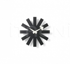 Часы Asterisk Clock фабрика Vitra