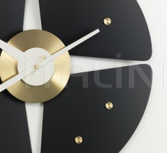 Часы Petal Clock фабрика Vitra