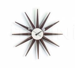 Часы Sunburst Clock фабрика Vitra