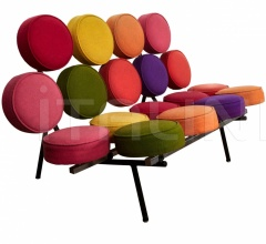 Диван Marshmallow Sofa фабрика Vitra