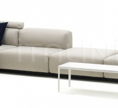 Модульный диван Soft Modular фабрика Vitra