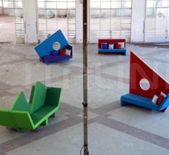 Модульный диван MICROMEGA фабрика Adrenalina