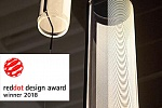 Коллекция Guise Vibia завоевала премию Red Dot Award 2018
