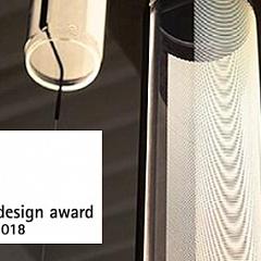 Коллекция Guise Vibia завоевала премию Red Dot Award 2018 - Итальянская мебель