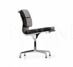 Кресло Soft Pad Chairs EA 205/207/208 фабрика Vitra