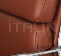 Кресло Soft Pad Chairs EA 215/216 фабрика Vitra