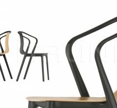 Стул Belleville Chair фабрика Vitra