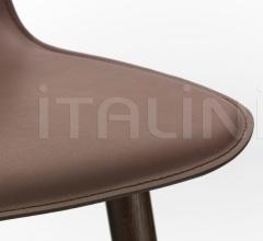 Стул HAL Leather Wood фабрика Vitra