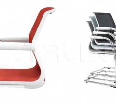 Стул Unix Chair cantilever фабрика Vitra