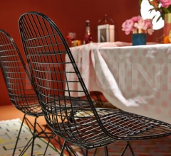 Стул Wire Chair DKR фабрика Vitra