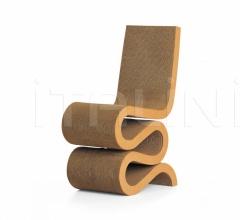 Стул Wiggle Side Chair фабрика Vitra