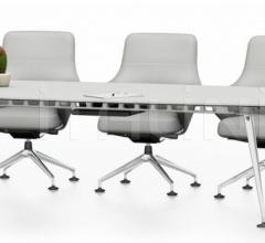 Стол MedaMorph 260 x 120 cm фабрика Vitra