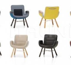 Кресло East River Chair фабрика Vitra