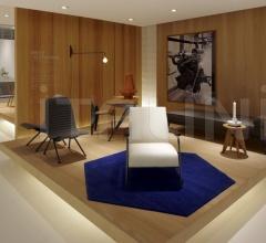 Кресло Fauteuil de Salon фабрика Vitra