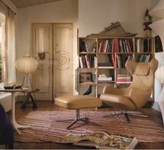 Кресло Grand Repos & Ottoman фабрика Vitra