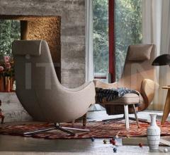 Кресло Repos & Ottoman фабрика Vitra
