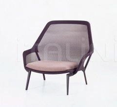Кресло Slow Chair & Ottoman фабрика Vitra