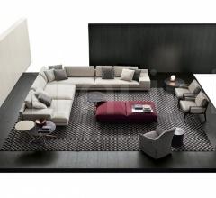 Модульный диван MONDRIAN фабрика Poliform