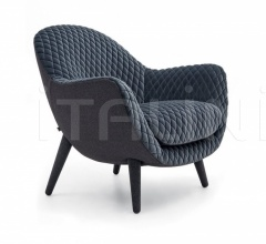 Кресло MAD QUEEN фабрика Poliform