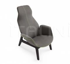 Кресло Ventura Lounge фабрика Poliform