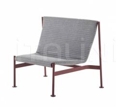 Кресло Telo Lounge фабрика Cappellini