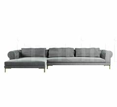 Модульный диван Plaza фабрика Selva