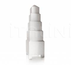 Итальянские стеллажи и полки - Ящик для хранения игрушек Downtown фабрика Magis