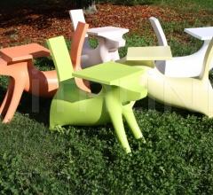Итальянские стулья, кресла - Стул Le Chien Savant фабрика Magis