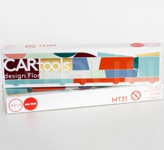 Итальянские игровая мебель - Пазл CARtools фабрика Magis