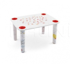 Итальянские столы - Стол Little Flare фабрика Magis