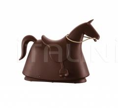 Итальянские стулья, кресла - Лошадь-качалка Rocky фабрика Magis