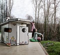 Итальянские игровая мебель - Игрушечный дом Villa Julia фабрика Magis