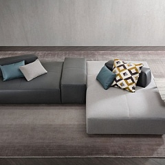 Новая концепция дизайна Flou - Итальянская мебель