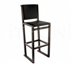 Итальянские барные стулья - Барный стул Musa фабрика Maxalto (B&B Italia)