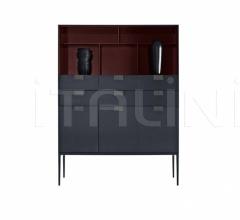 Итальянские витрины - Сервант Alcor Storage units фабрика Maxalto (B&B Italia)