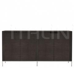 Итальянские буфеты - Буфет-шкаф Titanes фабрика Maxalto (B&B Italia)