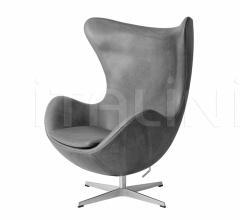 Кресло EGG™ фабрика Fritz Hansen