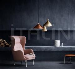 Кресло RO™ фабрика Fritz Hansen