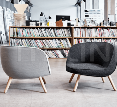 Кресло VIA57™ фабрика Fritz Hansen